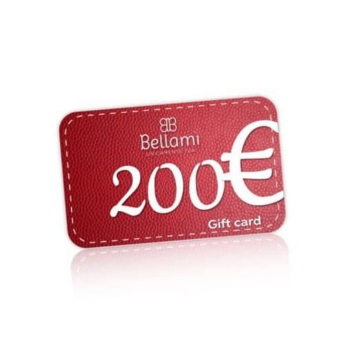 Gift Card da 200 euro