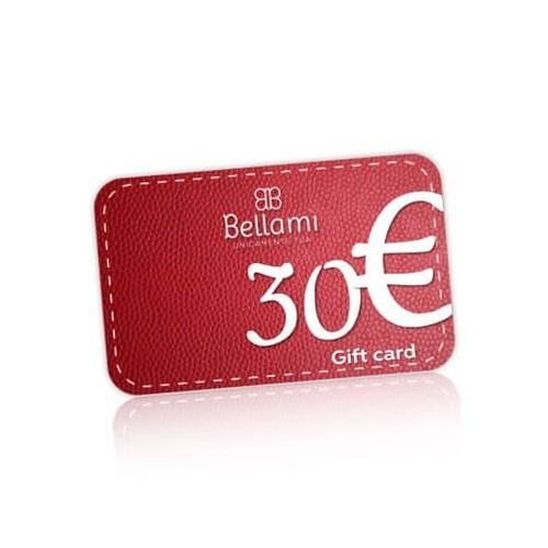 Gift Card da 30 euro