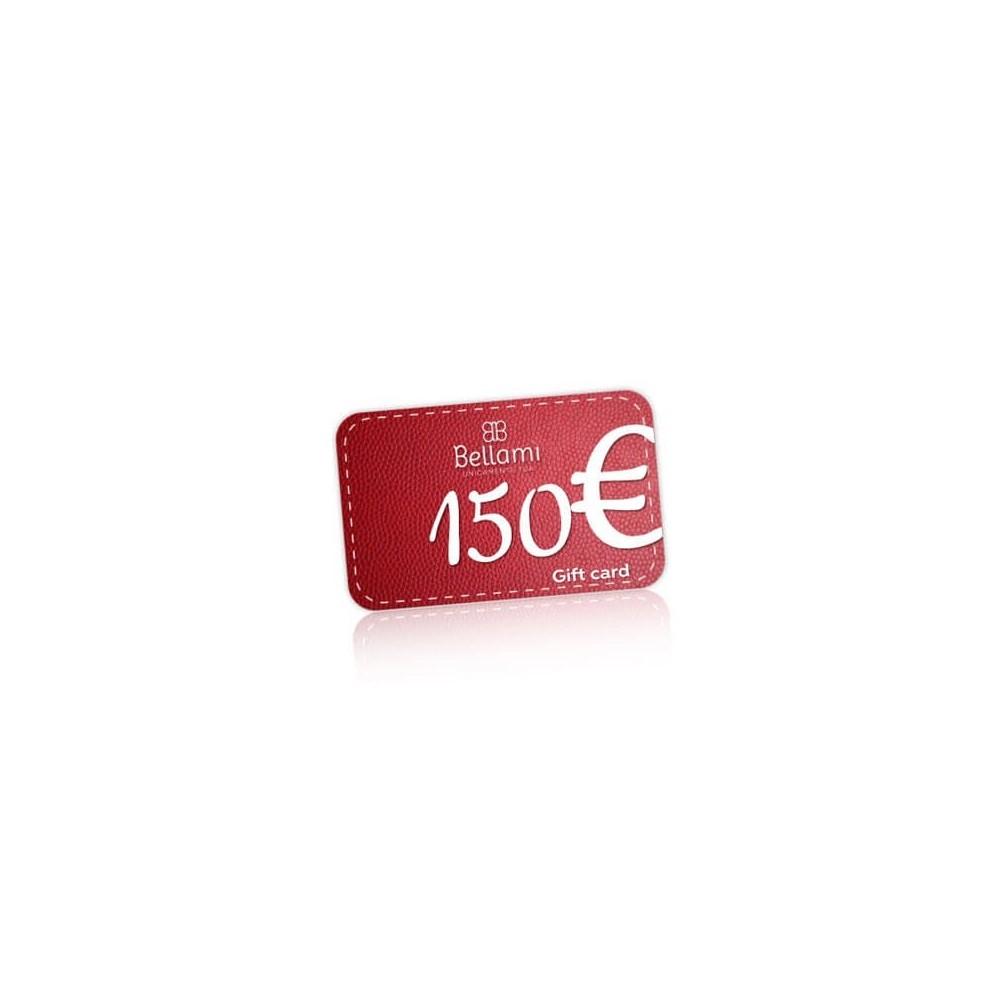 Gift Card da 150 euro