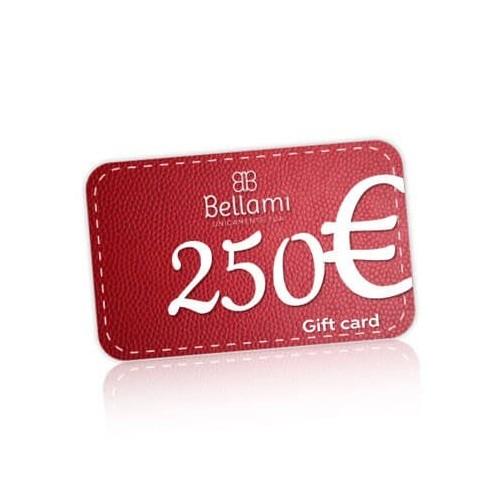 Gift Card da 250 euro
